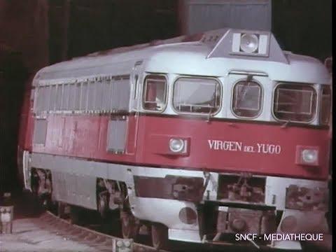 LE MAGAZINE DU RAIL N°30 - 1970 SNCF Ferroviaire / French Trains