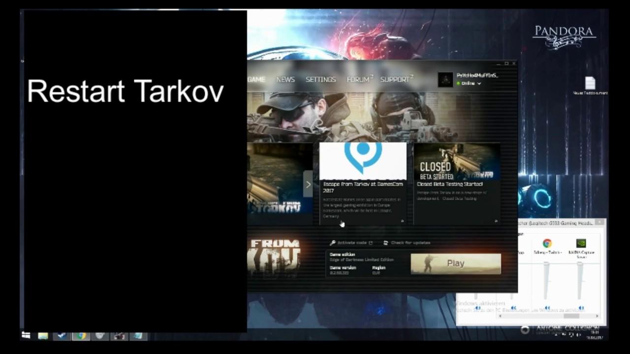 Tarkov Money Glitch! (Working 0 8 3)