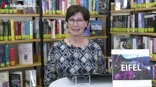 """Unsere Vorleserin Rita Plum liest bei uns aus ihrem Buch """"Natürlich Eifel""""."""