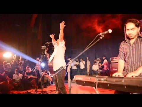 Dhulabali ( Unrealesed )- Ashes Band Live at Dhaka University TSC Auditorium