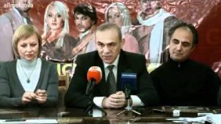 The Gates - AllMoldova - Press Conference