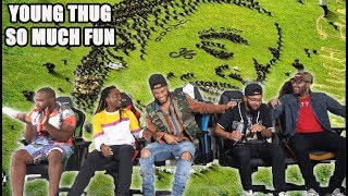 Young Thug - So Much Fun Full Album Reaction/Review