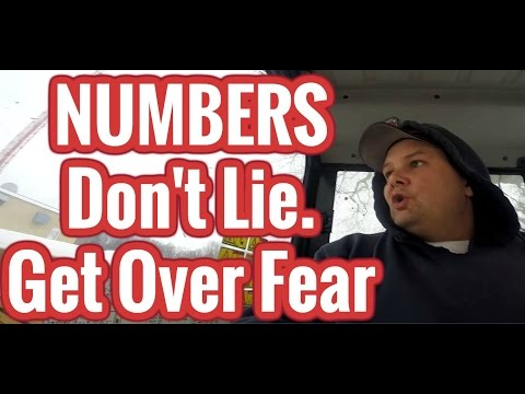 Overcoming FEAR by Knowing Your Numbers   How to start your own business