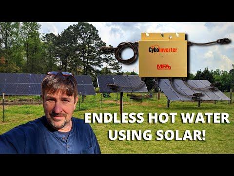 CyboInverter! Solar Hot Water Made Simple.
