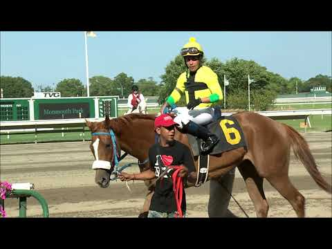 video thumbnail for MONMOUTH PARK 7-14-19 RACE 10