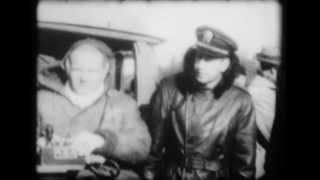 Fletcher Gaumont British News Review 1945
