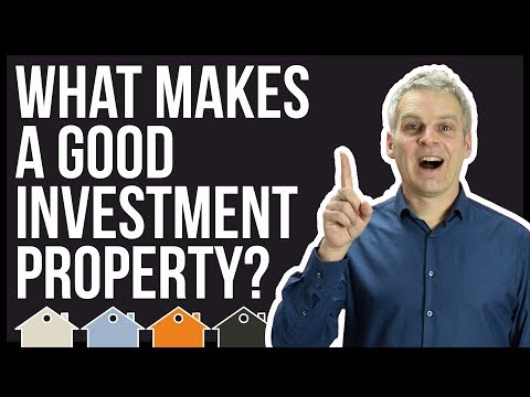 What Makes A Good Investment Property | Landlord Property Business Tips In Today's Property Market