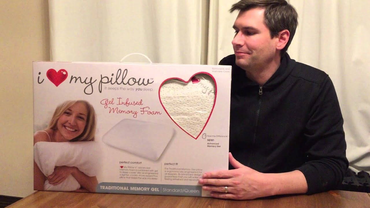 i love my pillow review