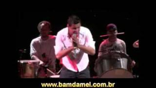 Watch Bamdamel Bateu Saudade video