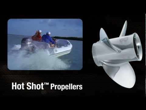 Turbo Hot Shot Propellers