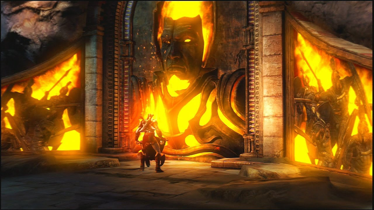 God Of War Ascension Fire Of Ares