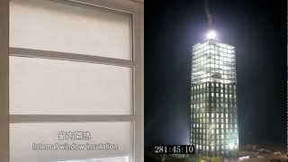 Строительство 30-и этажного дома за 15 дней!!!