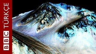 Mars'ta bulunan su neyin habercisi? - BBC TÜRKÇE