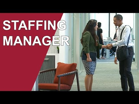 Staffing Manager