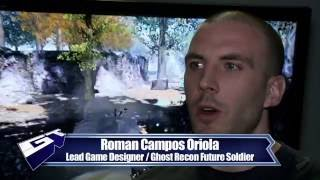 Tom Clancy's Ghost Recon Future Soldier - Technology Interview