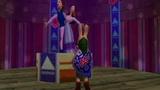 Let's Play The Legend of Zelda: Majora's Mask Part 13: Lover's Dance