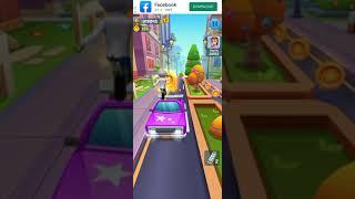 Subway Princess Runner : Frank 👻 character run    Subway surfers    Run Game in Android phone 📱 ios