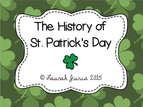 Today is: St. Patrick's Day