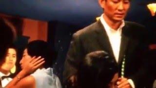 映画 ごろつきでのワンシーン、健さんと文太さんが流しをwww幸せの黄色...