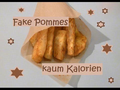 Fake Pommeskaum Kalorien Youtube