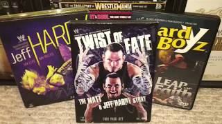 WWE The Hardy Boyz DVD Collection Review
