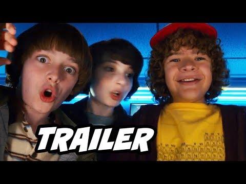 Stranger Things Season 2 Final Trailer - Eleven Returns Breakdown