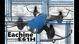 EACHINE E61H Micro RATE MONSTER Small RC Drone Review