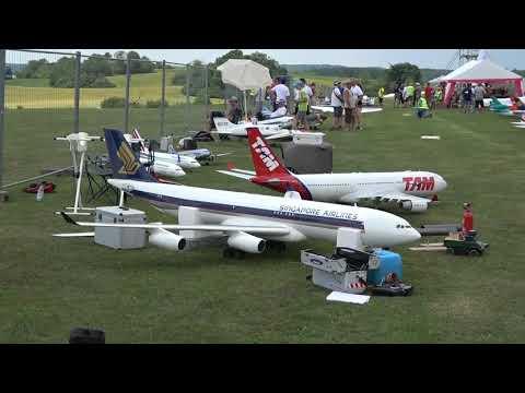Airliner Meeting 2017 Oppingen Germany