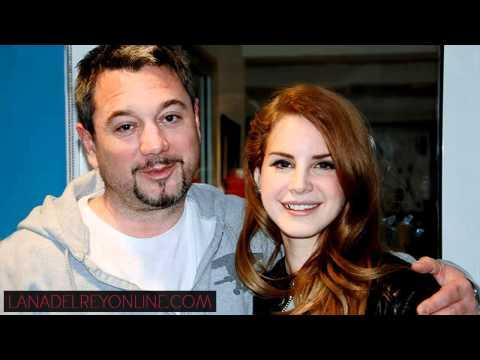Lana Del Rey on Radio 6