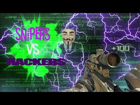 Juego a Sniper y me encuentro con Hacker MW3