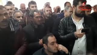 Drej Ali küskün başkanları buluşturdu!