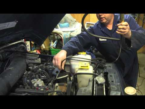 DIY Powersteering Flush and why you Should