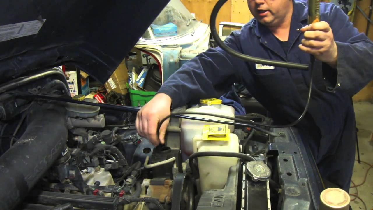 For A Cj 7 Wiring Diagram Diy Powersteering Flush And Why You Should Youtube