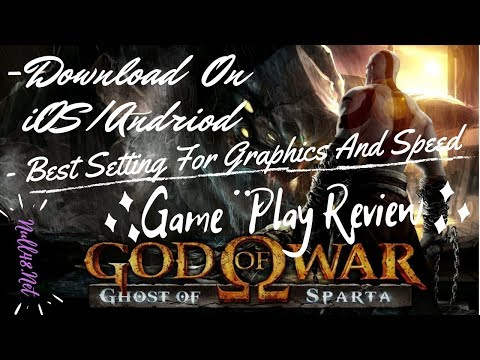 How To Download God Of War Game For IOS/Android 2.3 Free On PPSSPP