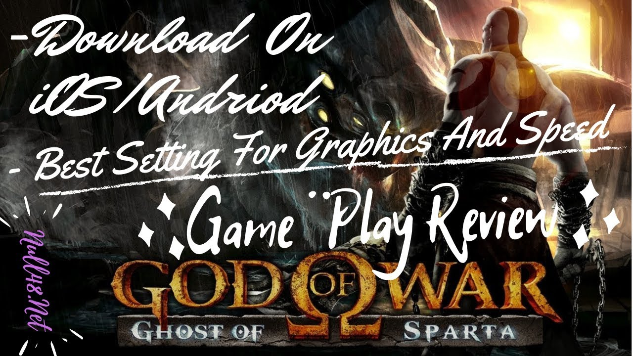 God of War Game Android Free Download - Null48 com PPSSPP iOS