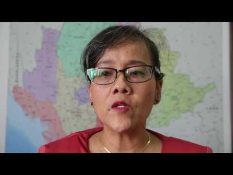 Susu Thatun, Head of UN-Peace Support Unit, Myanmar