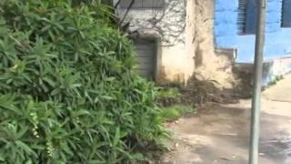 13/02/2012 - 2 Ed. Ladrões levaram o hidrômetro de uma casa que foi demolida no Alto do Ipiranga