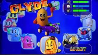 Todos los personajes de Pacman World Rally (PC)
