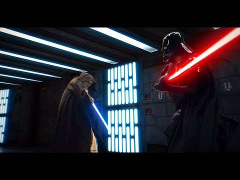 "STAR WARS - ""Sc.38 Reimagined"" (Unofficial Short Scene) Teaser Trailer"