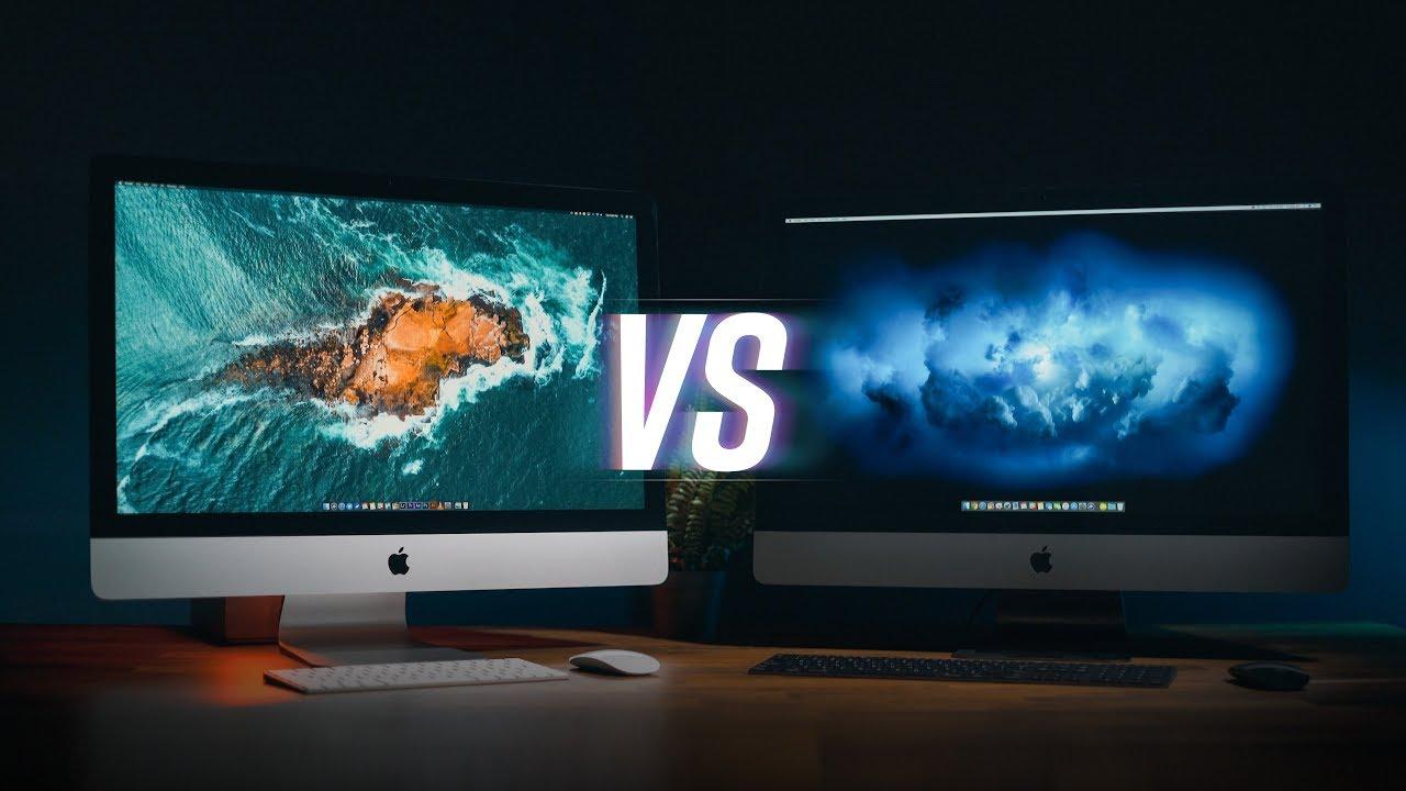 imac 5k vs mac pro quad core