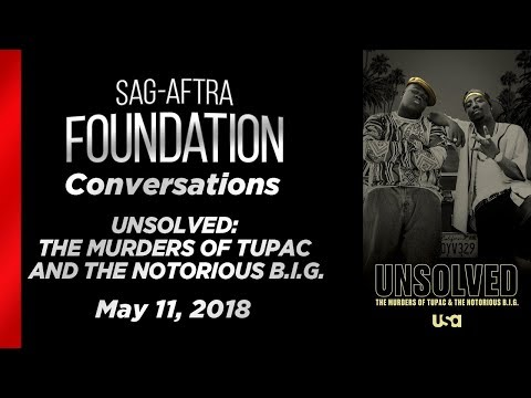 Conversations with Jimmi Simpson of UNSOLVED: THE MURDERS OF TUPAC AND THE NOTORIOUS B.I.G.