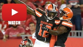 Josh Gordon Preseason Full Highlights | Cleveland Browns | (HD)
