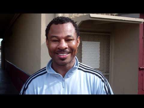 Interview With Sugar Shane Mosley (vs Saul Canelo Alvarez)