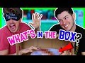 WHAT'S IN THE BOX CHALLENGE! w/MANNYMUA