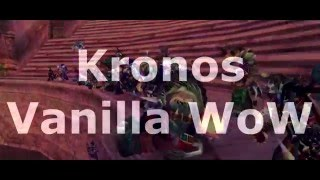 Kronos Vanilla WoW - 1vs1 PvP Tournament