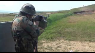 Учебные стрельбы военнослужащих Индии из российского стрелкового оружия