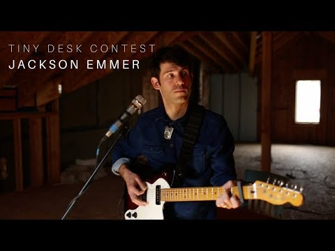 Tiny Desk Contest 2018  Jackson Emmer  When The Lawn Gets Dark