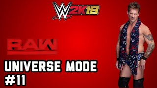 WWE 2K18 Universe Mode Ep.11: Power Rankings