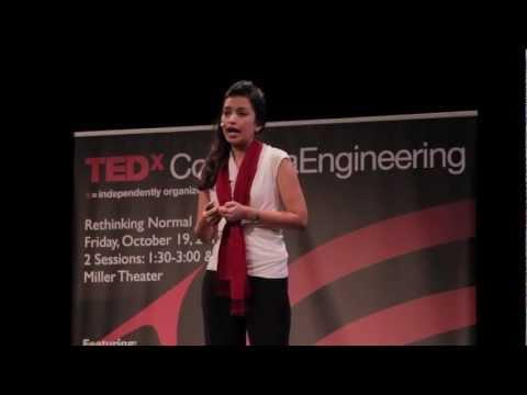 Lessons in social innovation from Bangladesh: Farzana Kashfi at TEDxColumbiaEngineering