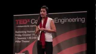 Lessons in social innovation from Bangladesh: Farzana Kashfi at TEDxColumbiaEngineering